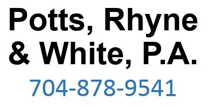 Potts, Rhyne & White, P.A.